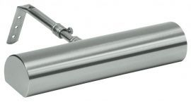 "Contemporary 9"" Satin Nickel Picture Light"