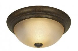"13"" Flushmount Royal Bronze"