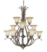 Monrovia 12 Light Chandelier Royal Bronze