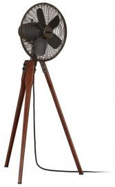 Arden Oil Rubbed Bronze Pedestal Fan, 220v