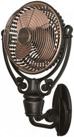 Old Havana Antique Copper/black Wall Fan