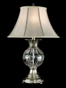 Gt80119 Adriana Crystal  Table Lamp