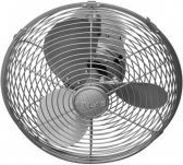 Kaye-Brushed Nickel Wall Fan