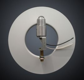 Recessed/Can Lighting Kit In Silver