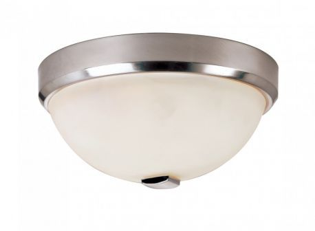 LED-10112 BN -Light Flushmount, Brushed Nickel Finish