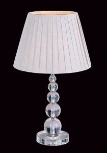 1-Light Stylish Table Lamp, 12W x 20H