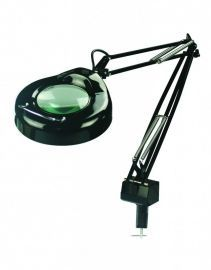 Lsm-181blk 5-diopter Magnifier Lamp, Black, 22w/t9 Type