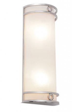 MDN-1030 PC 2-Light Wall Sconce, Polished Chrome Finish