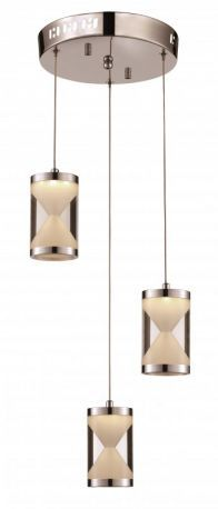 MDN-1251 -Light Pendant, Polished Chrome Finish