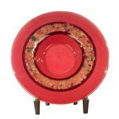 Pg60106 Rose Wine Charger With Stand