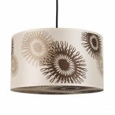 Rs-9203bn-tcf Meridian Medium Pendant Tan Cornflower
