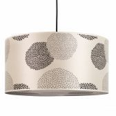 Rs-9224bn-str Meridian Grande Pendant Stripes