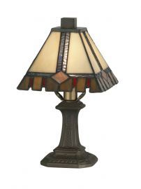 Ta100351 Castle Cut Accent Lamp