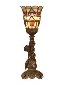 Ta10601 Tiffany Mission Style Accent Lamp