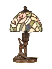 Ta10607 Tiffany Lady Accent Lamp