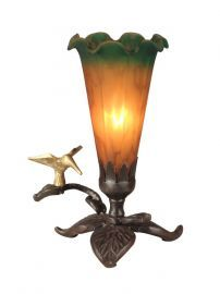 Ta10804 Tiffany Lily Accent Lamp
