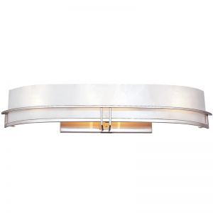 Metro Halogen 4 Light Bath Bar
