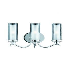 25243 Cylindique 3 light bath vanity
