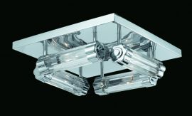 25267 Glacier flush mount