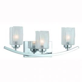 25283-CH 3 Light Yachting Club Bath Vanity