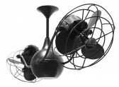 Vent Bettina-Black-Metal Ceiling Fan