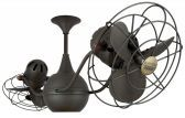 Vent Bettina-Bronze-Metal Ceiling Fan