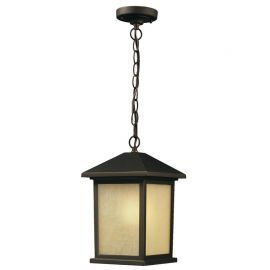 507CHM-ORB Outdoor Chain Light, Olde Rubbed Bronze