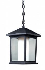 523CHM Outdoor Chain Light, Black