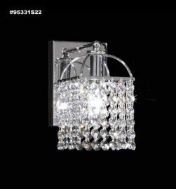 95331S22 IMPERIAL Crystal Wall Sconce